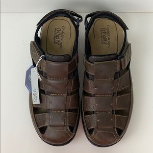 Croft & Barrow Ellis Men's Fisherman Sandals 12